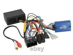 Pour Land Range Rover Sport Volant Adaptateur Autoradio Sonorisation Pas Logic 7