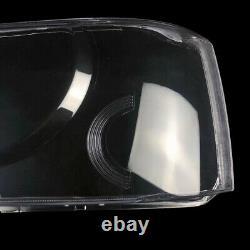Pour Land Rover Range Rover Sport 2006-2009 couvercle de lentille phare 1 paire