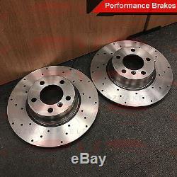 Pour Range Rover 3.6 06-12 Cadre percé Performance Sport Kit Disque frein 360mm