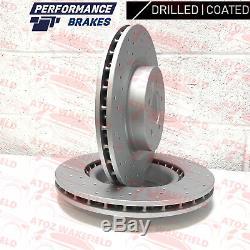 Pour Range Rover Sport 05-13 Cadre Percé Revêtement Performance Disques de Frein