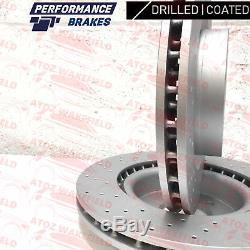Pour Range Rover Sport 3.6 TDV8 Cadre percé FREIN PLAQUETTES BREMBO fil capteur
