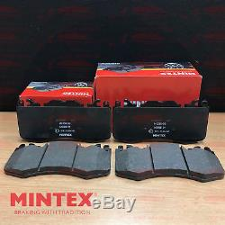 Pour Range Rover Sport 5.0 SVR AVANT DISQUES DE FREIN alvéolés Mintex Coussinets