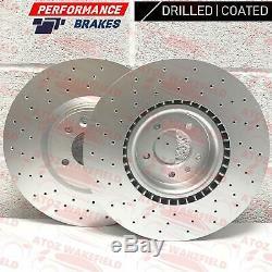 Pour Range Rover Sport L494 Frein avant Disques Mintex Patins Câble 380mm Brembo