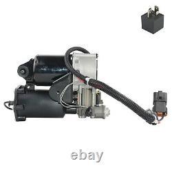 Pour pompe de compresseur à suspension pneumatique Land Rover Discovery 3+relais