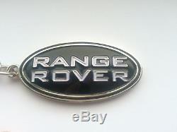RANGE ROVER KEYRING CLASSIC P38 L322 SPORT EVOQUE VOGUE AUTOBIOGRAPHY OVERFINCH