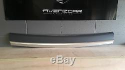 RANGE ROVER SPORT 05-2012 AUTOBIOGRAPHY REAR TAIL GATE TRIM SPOILER KIT Silver