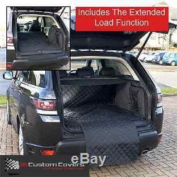 Range Rover Sport Matelassé Imperméable Tapis De Sol Coffre Protection Chien En
