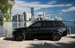 Range Rover Sport & Vogue L405 L494 Evolution Lowering Kit / Links / Module
