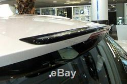 Range Rover Evoque Noir Brillant Spoiler Lèvre Hayon Aileron de Toit