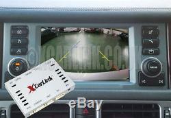 Range Rover GVIF Vidéo Multimedia Caméra Arrière Interface Sport Vogue