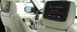 Range Rover & RR Sport 2013+ L405 2014+ L494 DVD Repose-Tête 8 HD Moniteur