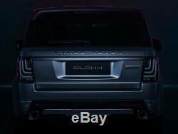 Range Rover Sport 05-13 Glohh GL-3x Fumé Extension Arrière LED Feux Arrières