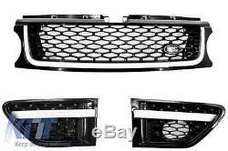 Range Rover Sport 10-13 Calandre Autobiography Grille de calandre Noir