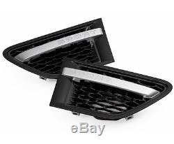 Range Rover Sport 10 HAWKE Autobiography Aspect Latéral Grille Ventilation Noir