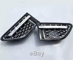 Range Rover Sport 13 HAWKE Autobiography Aspect Latéral Grille Ventilation