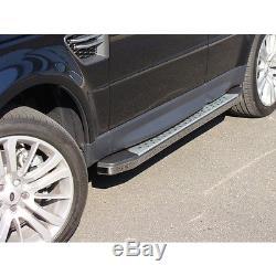 Range Rover Sport 2005-13 Marchepieds Jupes Latérales Marche Pieds Marche Pied