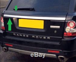 Range Rover Sport 2005-2011 2012 FACELIFT style hayon arrière KIT CONVERSION