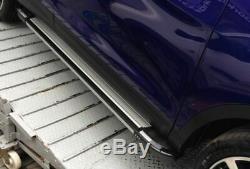Range Rover Sport 2005-2013 MARCHEPIEDS EN ALUMINIUM Marche-Pieds BARRES LATÉR