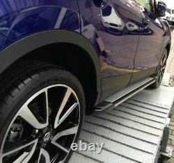 Range Rover Sport 2005-2013 Marchepieds En Aluminium Barres Latérales