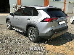 Range Rover Sport 2005-2013 Marchepieds En Aluminium -barres Latérales