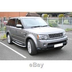 Range Rover Sport 2005-2013 Oe Aluminium Vplsp0040 Jupes Marchepieds Latéraux