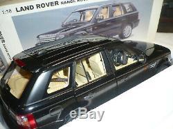 Range Rover Sport 2006 1/18 Neuf Boite
