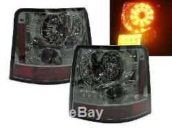 Range Rover Sport 2006-2009 L320 LED Feux Arrieres SMOKE for Land Rover