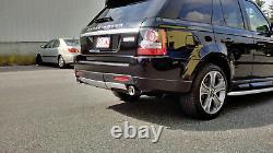 Range Rover Sport 3.6 TDV8 Quicksilver Échappement Système