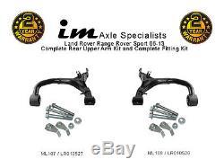 Range Rover Sport Arrière suspension supérieure KIT BRAS & Kits de montage