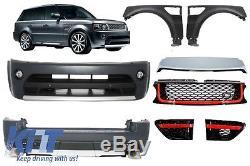Range Rover Sport Autobiography Facelift Kit Complet Carrosserie Parechoc Grille