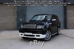 Range Rover Sport Bodykit Front Lip Bumper Spoiler AEROKIT
