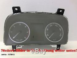 Range Rover Sport Découverte IV TDV6 3,0 155KW tableau de bord intégré