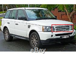 Range Rover Sport L320 06-09 NO GOLO Honeycomb Mesh Calandre CH for LAND ROVER