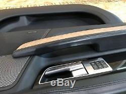 Range Rover Sport L320 (10-13) avant Gauche Conducteur Cuir Panneau Carte Oem