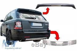 Range Rover Sport L320 10+Spoiler Becquet Autobiography Design Protection coffre