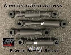 Range Rover Sport (L320) 2005 2013 Entièrement Réglable Baisse Lien Kit