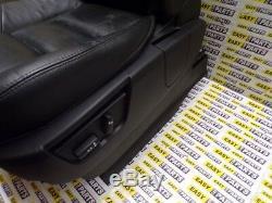 Range Rover Sport L320 Côté Passager avant Chauffage Electrique Cuir Noir Seat