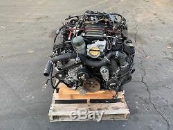 Range Rover Sport L320 LR4 (10-13) 5.0 Moteur Testé Voir Vidéo Oem