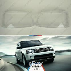Range Rover Sport L320 Lifting OEM Phare Lentille Plastique Housse (Paire)