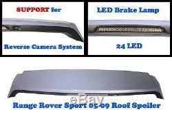 Range Rover Sport L320 Spoiler Becquet Autobiography Design 05-09 Aileron Coffre