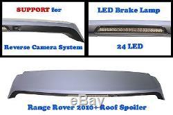 Range Rover Sport L320 Spoiler Becquet Autobiography Design 10-14 Aileron Coffre