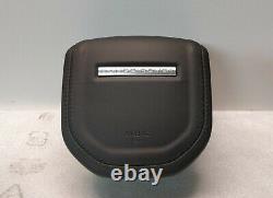 Range Rover Sport L405 L494 Cuir Airbag Conducteur Volant Noir