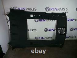 Range Rover Sport L494 2013- Tissu Noir Souligné Pour Panoramique Toit