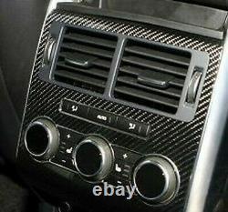 Range Rover Sport L494 2014-2017 OEM Carbone Fibre Svr Intérieur Bord 9 Pièces
