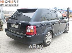 Range Rover Sport LS 05-13 2,7D 140KW Boite de transfert Équipement IAB500243