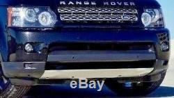 Range Rover Sport OEM L320 2010-13 Supercharged Indus Argenté avant Bumper Bord