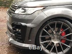 Range Rover Sport Pas Svr L494 Kit de Carrosserie par Exclusif Nouveau Design