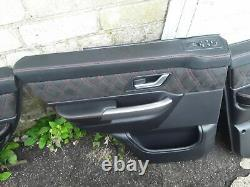 Range Rover Sport Personnalisé Intérieur Siège Cartes Accoudoir Set Ls L320 Rhd
