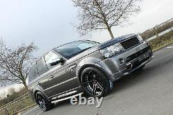 Range Rover Sport Rs FENDER Pack Kit de Carrosserie Modèles 2005-2009