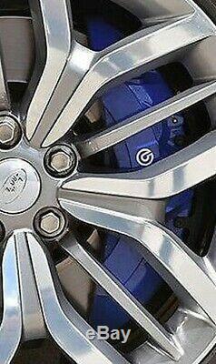 Range Rover Sport Supercharged L405 L494 Bleu Svr Brembo Étrier Frein Kit OEM